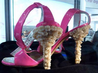 Les pires chaussures du monde