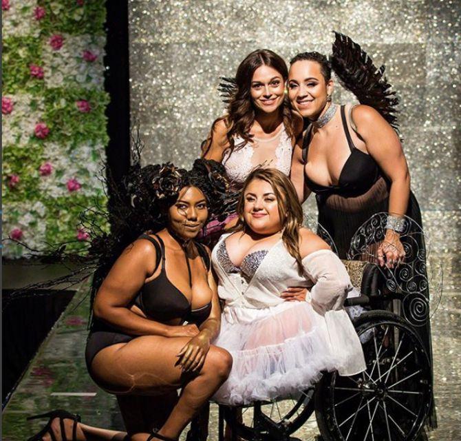 Le défilé anti Victoria's Secret