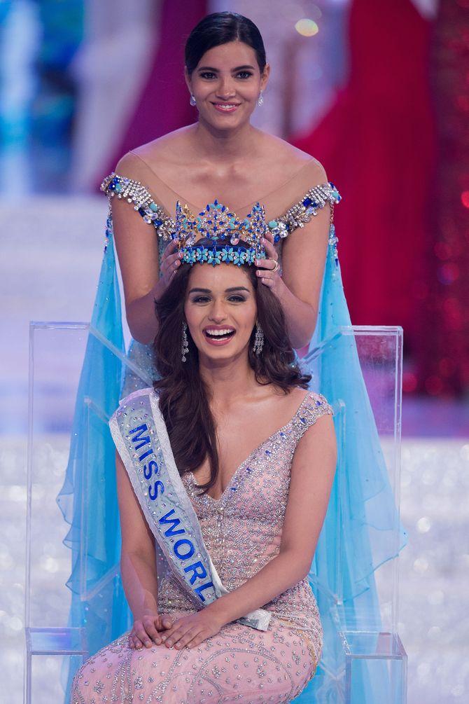 Miss Monde 2017 : Manushi Chhilar, Miss Inde