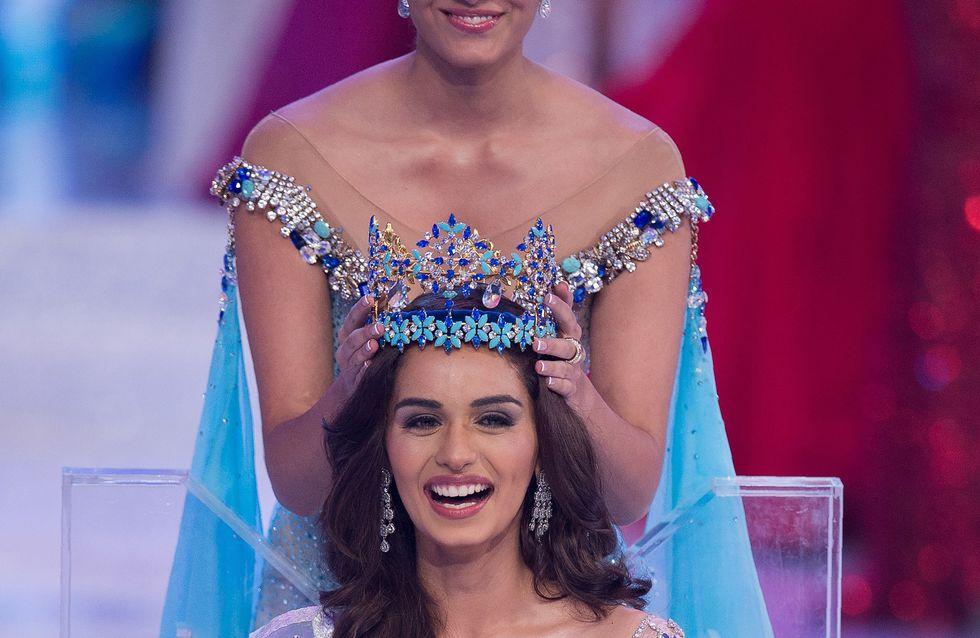 Manushi Chhilar est Miss Monde 2017, et elle est juste sublime ! (photos)