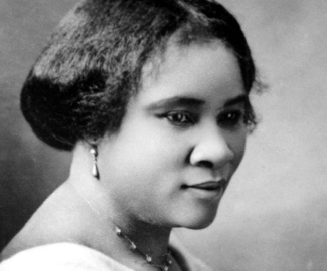 94af3e5df Madam C.J. Walker, primera empresaria millonaria negra