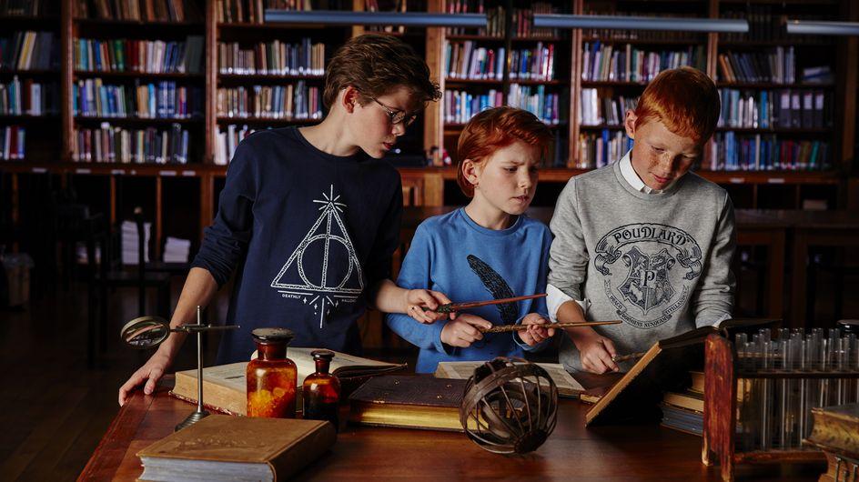 Cyrillus & Harry Potter : la collection de vêtements pour enfants que vous allez ADORER !