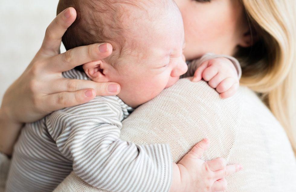 5 consigli per calmare il pianto del tuo bambino