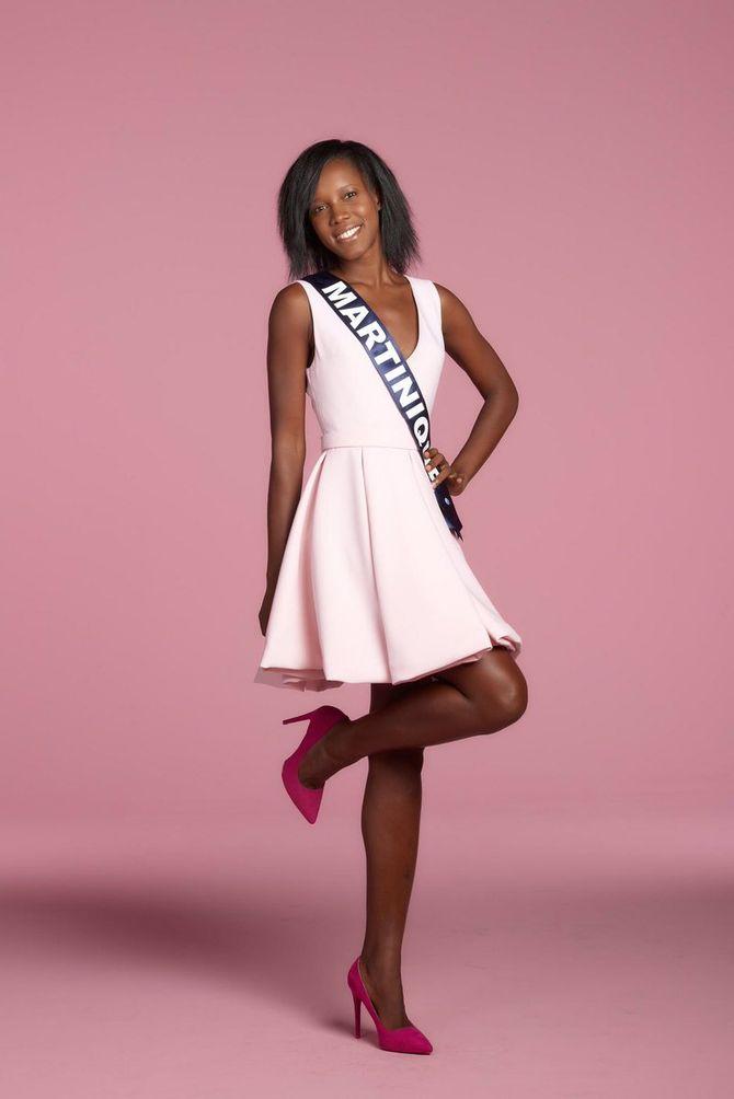Laure-Anaïs Abidal, Miss Martinique