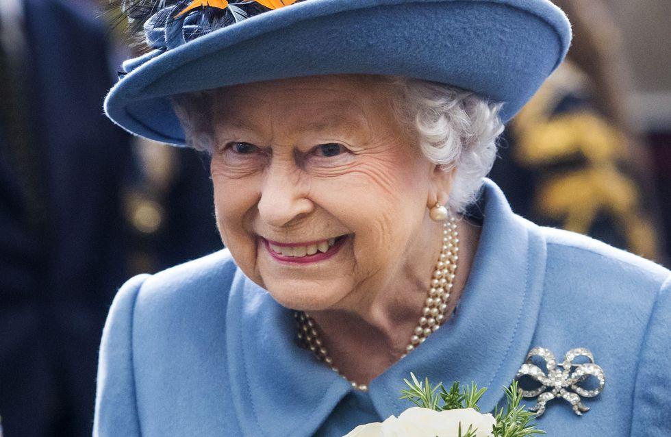 Même à 91 ans, la reine Elizabeth II ne peut pas s'habiller comme elle veut