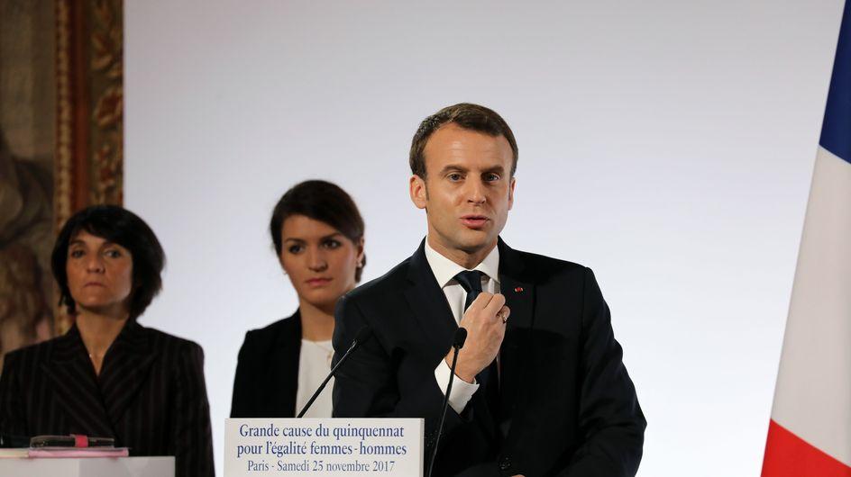 Emmanuel Macron veut fixer le seuil de présomption du consentement sexuel à 15 ans