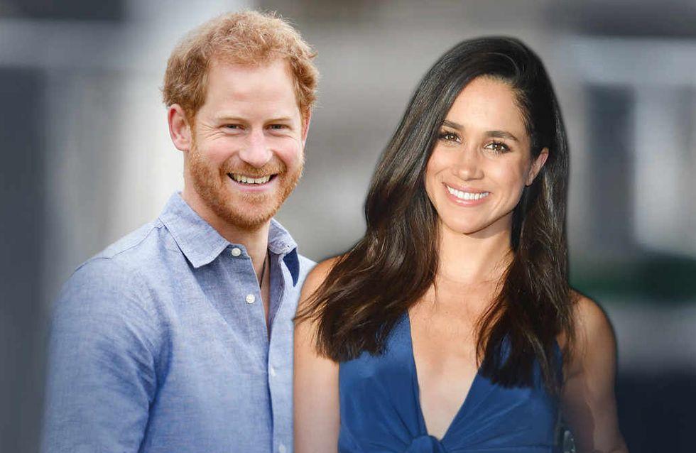 Boda en la Familia Real Británica: el príncipe Harry se casa