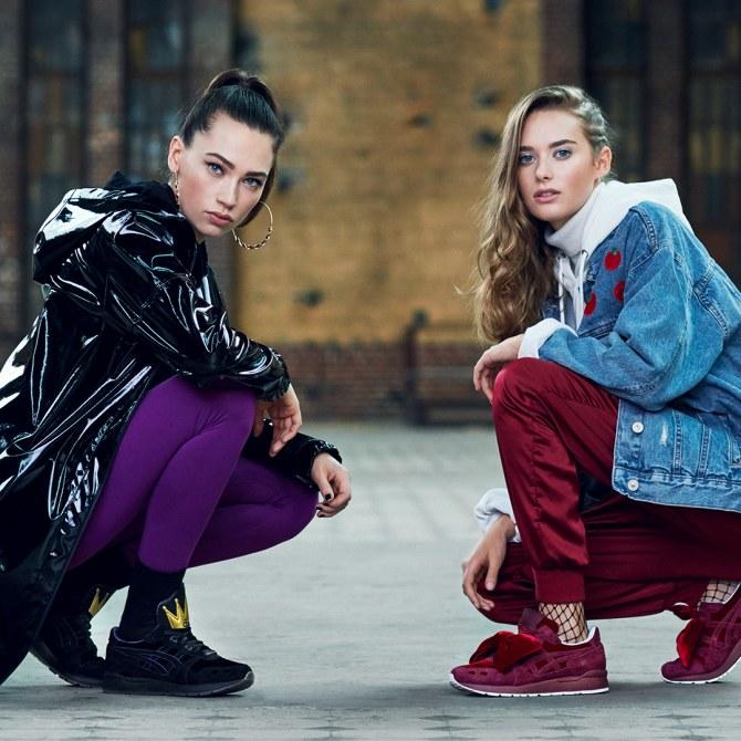 Sneakers Biancaneve e Strega cattiva