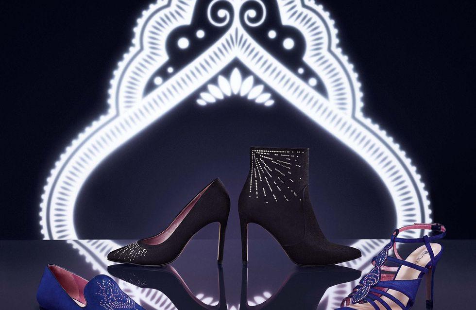 Des chaussures à petits prix incrustées de cristaux Swarovski ? On les VEUT ! (Photos)