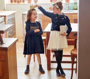 Des tenues de fête magiques pour vos enfants