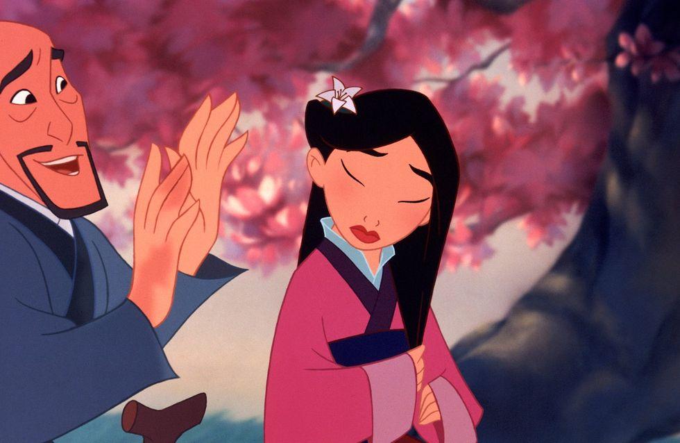 Découvrez l'actrice qui jouera Mulan dans le live action de Disney !