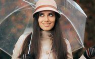 5 trucchi per sfoggiare capelli perfetti anche con pioggia e umidità!