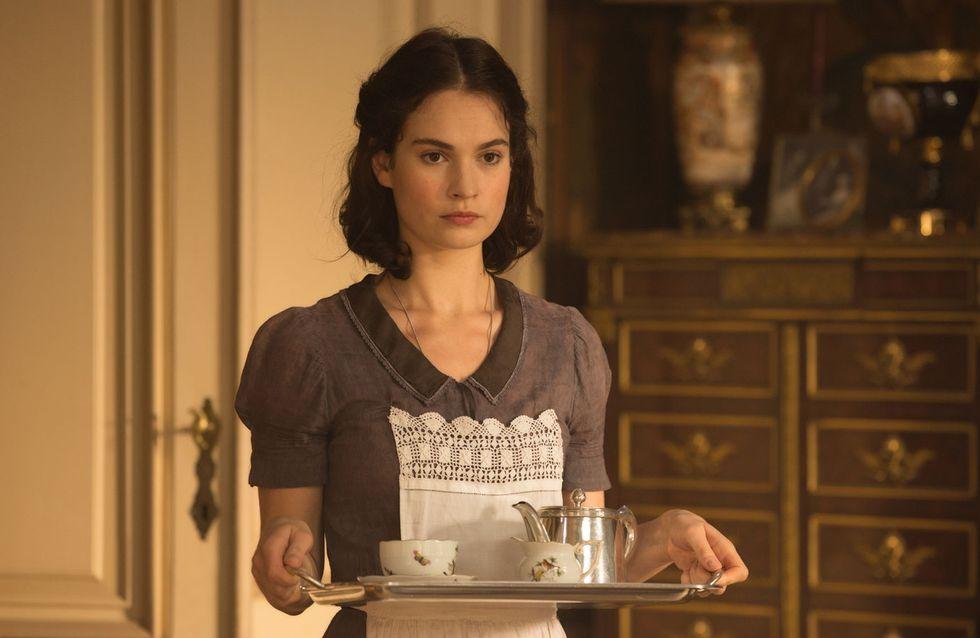 Découvrez Lily James remarquable dans le film Trahisons