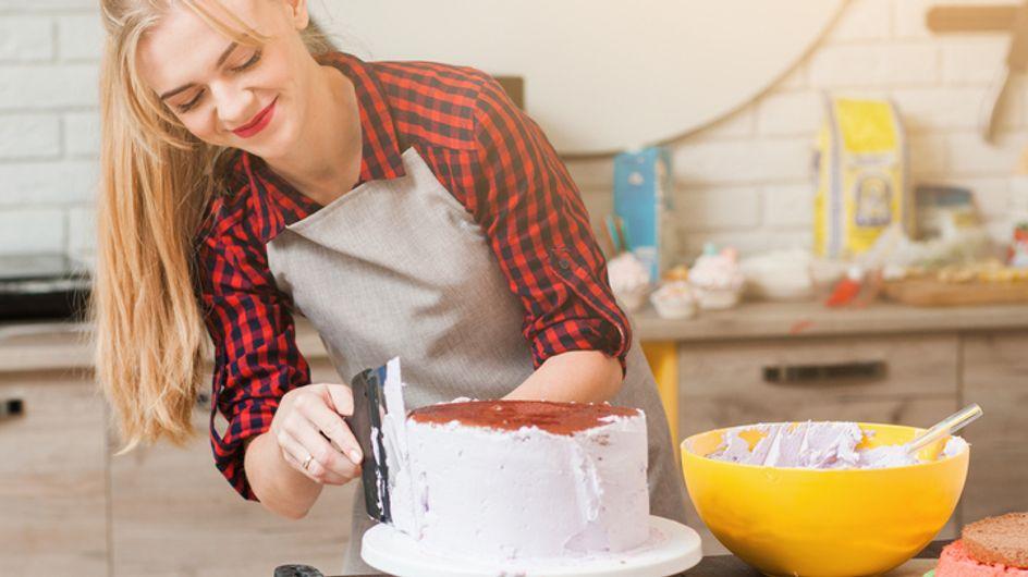 Pesadilla en la cocina: trucos para reposteros principiantes y patosos