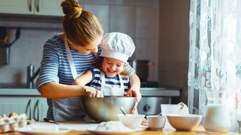 ¡Cocina con los peques de la casa! 4 recetas de postres fáciles y deliciosos