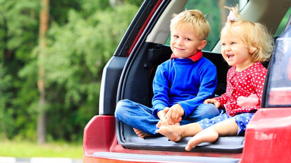 Giochi in auto per bambini: i più divertenti da fare in macchina