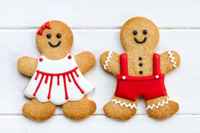 Recetas de galletas de Navidad decoradas