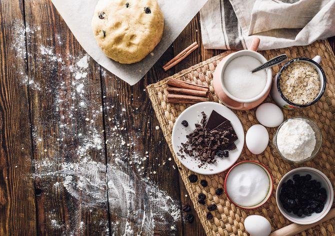 Recetas fáciles y rápidas: galletas de avena