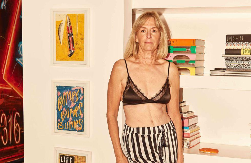 Cellulite, poils, rides... La marque de lingerie Anine Bing dit Adieu à Photoshop ! (photos)