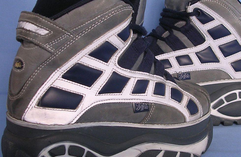 Vi ricordate le scarpe Buffalo degli anni '90? Sono tornate!
