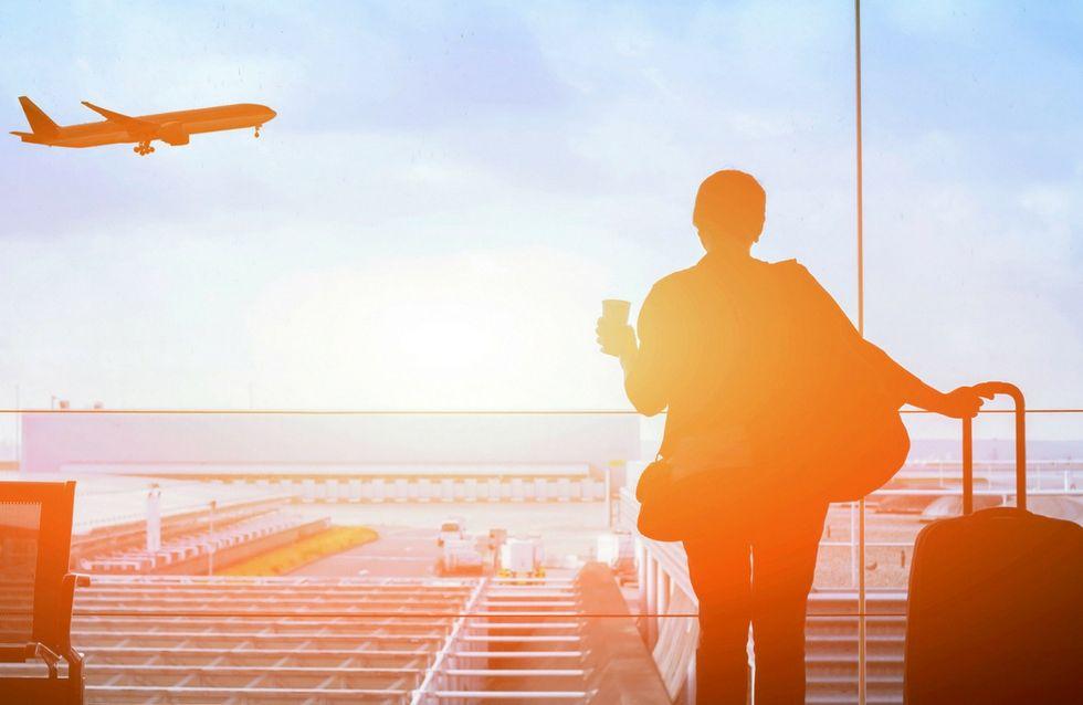 5 cose che sarebbe meglio non indossare quando prendi l'aereo