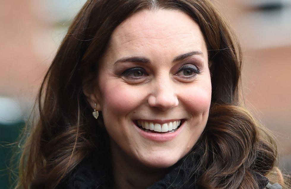 Vous allez adorer le magnifique manteau Zara de Kate Middleton ! (Photos)