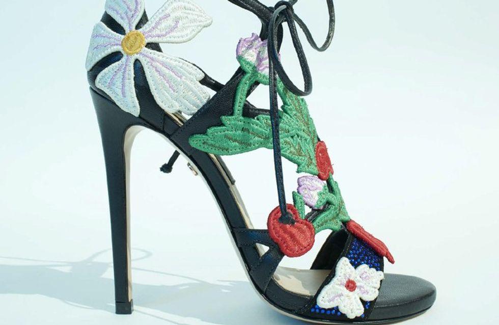 Cette marque lance des chaussures Blanche-Neige : ON EN RÊVAIT ! (Photos)
