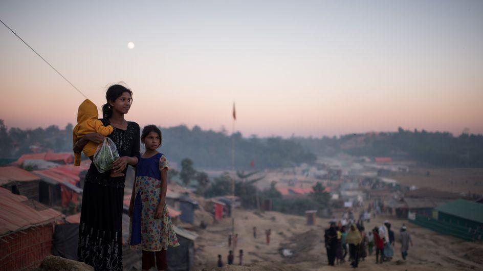 Dès 12 ans, les jeunes filles Rohingyas sont mariées pour manger