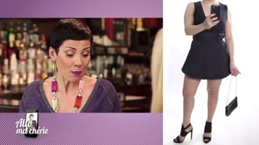Cristina Cordula dans Allo ma chérie