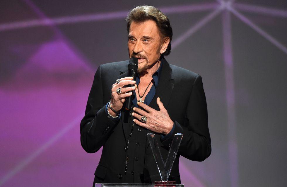 Les stars rendent un hommage bouleversant à Johnny Hallyday sur les réseaux sociaux