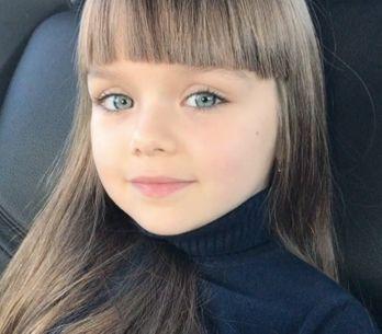 Voici Anastasiya, la nouvelle plus belle petite fille du monde (Photos)