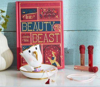 Cette marque lance de sublimes rouges à lèvres La Belle et La Bête et vous allez