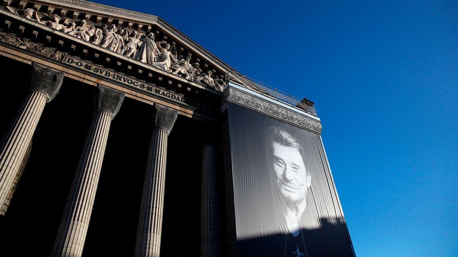 La France entière rend un dernier hommage à Johnny Hallyday (Photos)