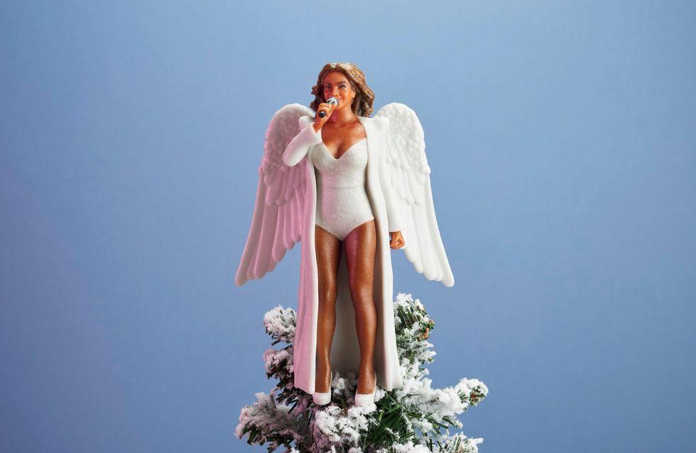 Beyoncé, Hillary Clinton, Serena Williams, des décorations de Noël s'inspirent des femmes de pouvoir