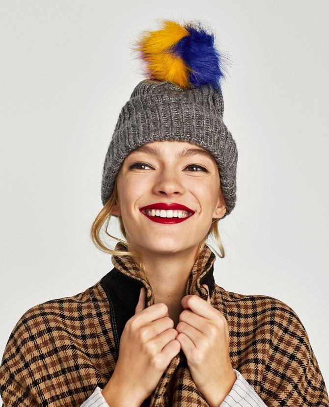Sombreros y gorros de invierno, ¡no pases frío!