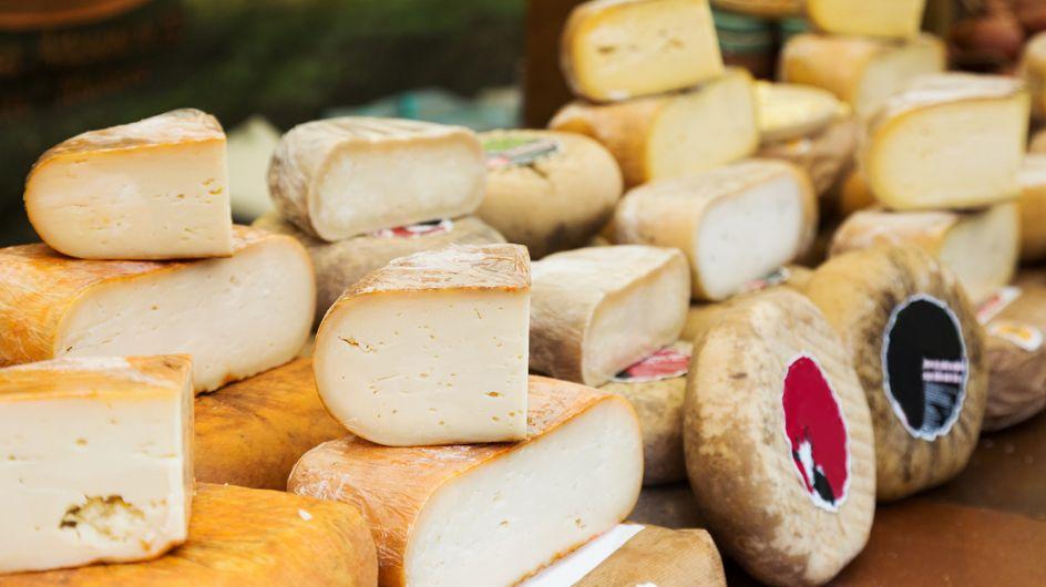 Mangez du fromage tous les jours : c'est bon pour votre santé !