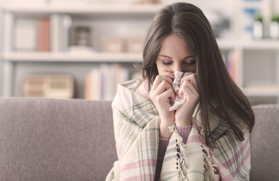 ¿Qué crees que te diría la gripe si pudiera hablarte?