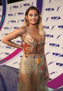 Paris Jackson aux MTV Awards