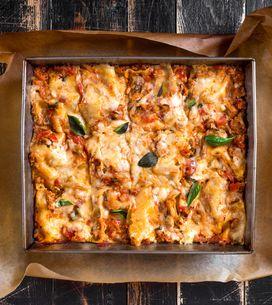 Des lasagnes maison canon, mamma mia, on veut la recette !