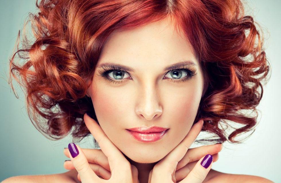 Tinta capelli rossi: come mantenere un rosso acceso più a ...