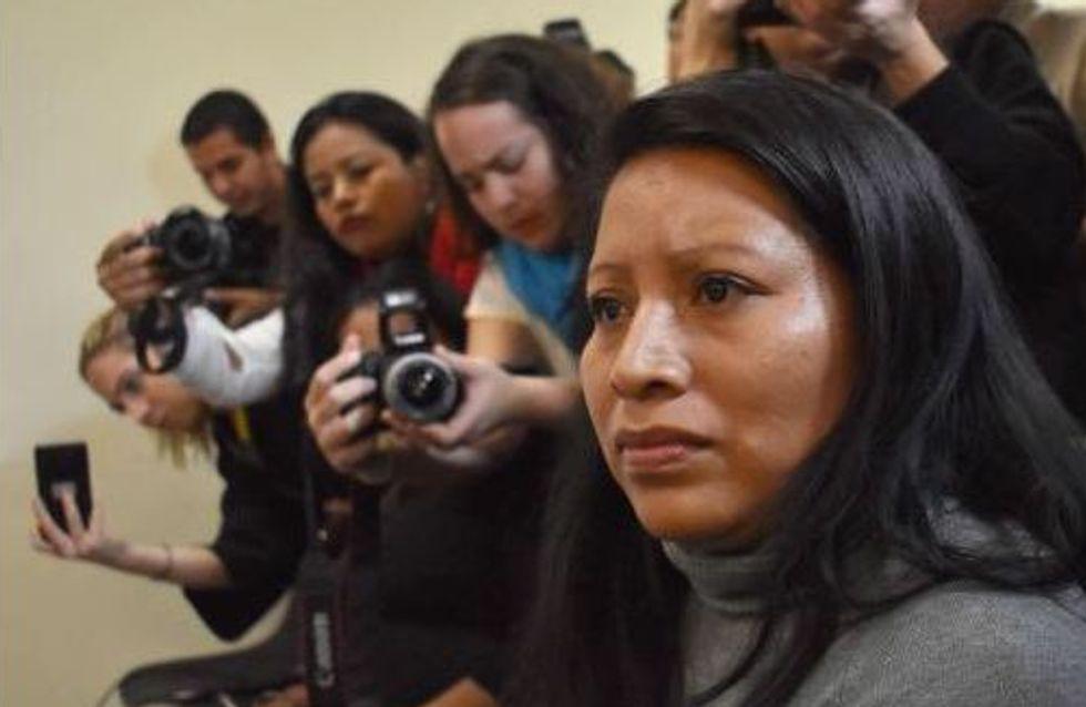 Après 11 ans de prison pour une fausse couche, Teodora Vasquez est finalement libérée !