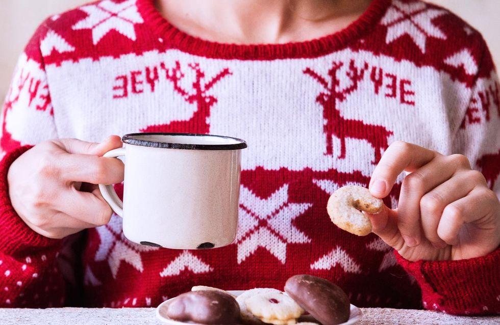 Genial! Mit diesen 6 Tipps werdet ihr an Weihnachten nicht zunehmen