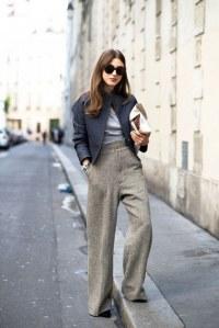 Les pantalons larges