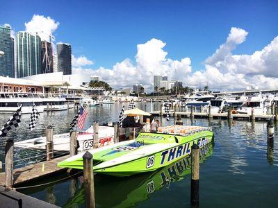 Thriller Tour Miami