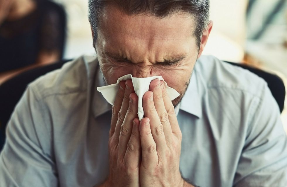 Gli uomini soffrono più delle donne per l'influenza: è vero!