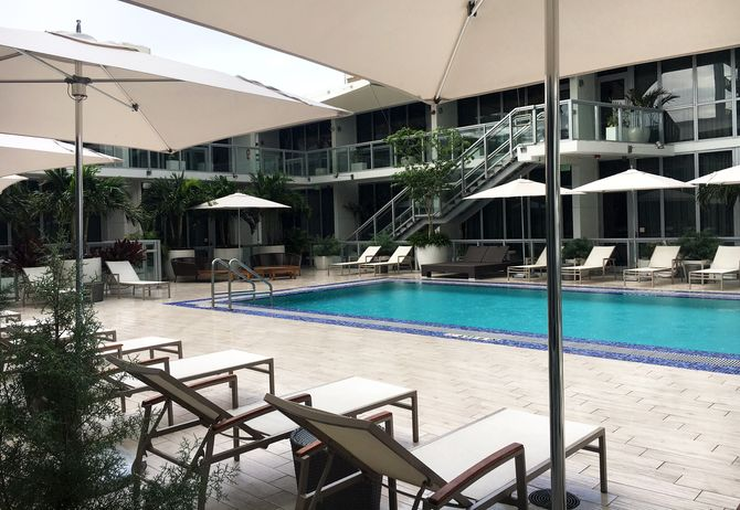 ME Miami Pool