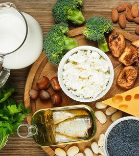 Calciumreiche Lebensmittel: Das sind die besten Leckereien für gesunde Knochen