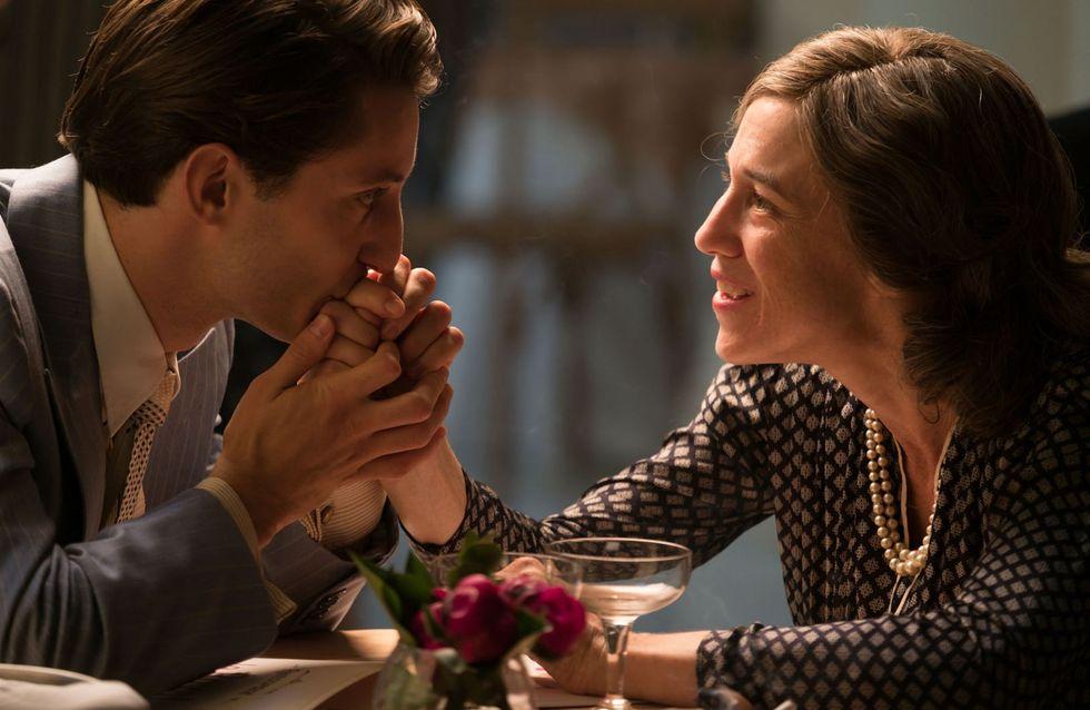Ce n'est pas un film qu'on voit souvent au cinéma Pierre Niney et Charlotte Gainsbourg parlent de La Promesse de l'Aube