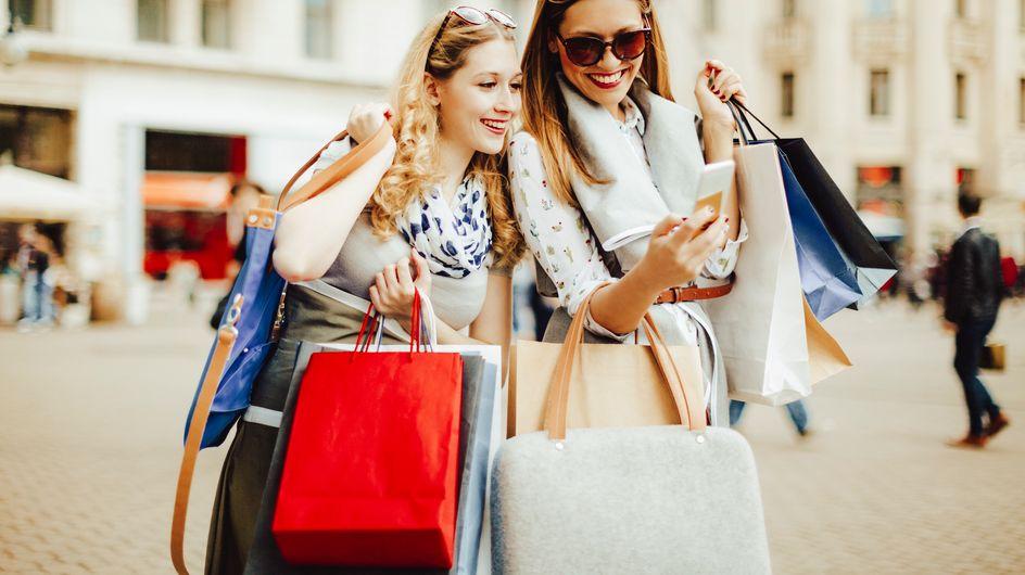 Elle arrête de faire du shopping pendant un an, les bienfaits vont vous surprendre !