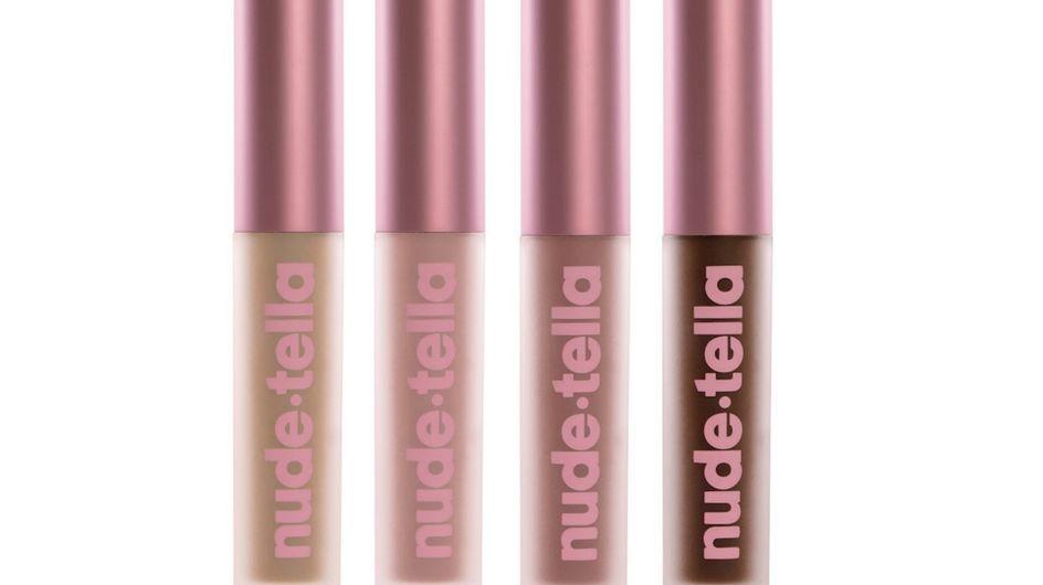 Arrivano i Nude-tella, i lipstick alla Nutella!